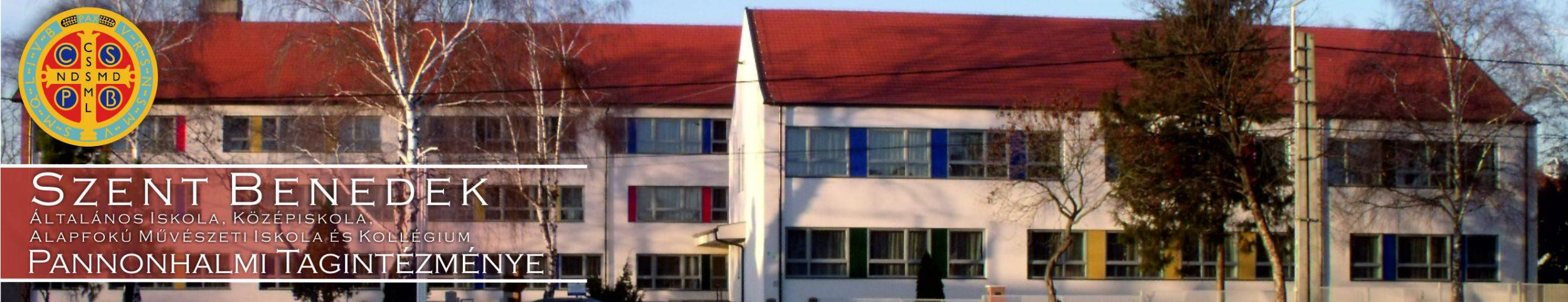 Szent Benedek Általános Iskola, Középiskola, Alapfokú Művészeti Iskola és Kollégium Pannonhalmi Tagintézménye