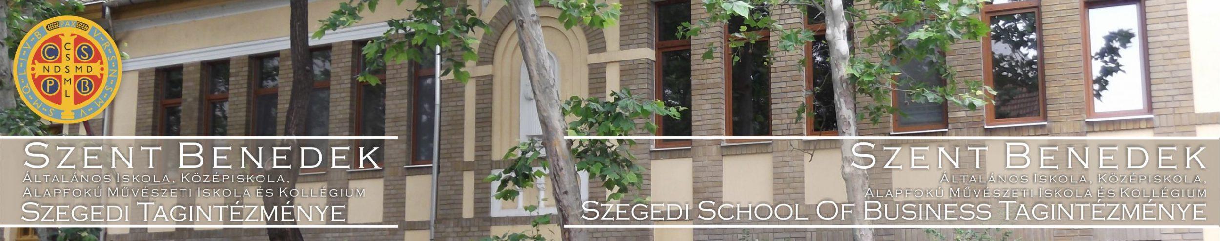 Szent Benedek Általános Iskola, Középiskola, Alapfokú Művészeti Iskola és Kollégium Szegedi Tagintézménye